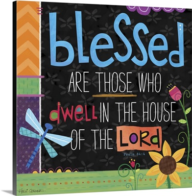Peace - House Blessing