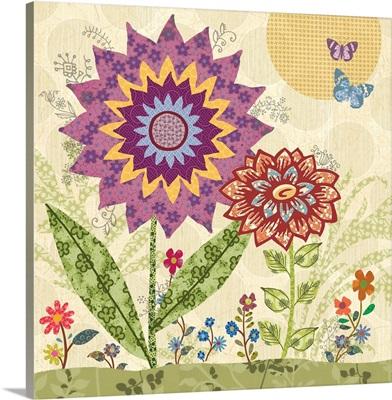 Playful Garden - Flowers