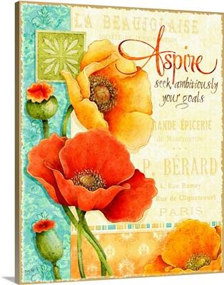 Poppies - Aspire