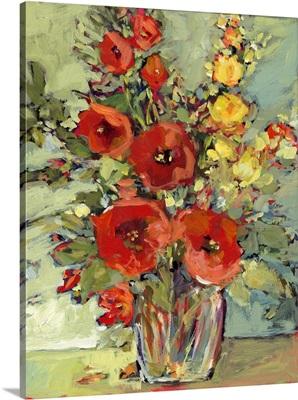 Poppies Bouquet