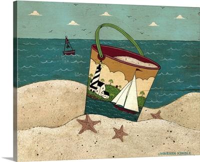 Sandpail - Sailing by the Sea