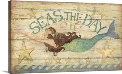 Seas the Day Mermaid