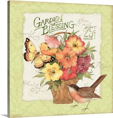 Seed Packet - Flower Basket