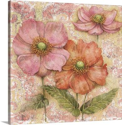 Serene Garden - Pink Floral