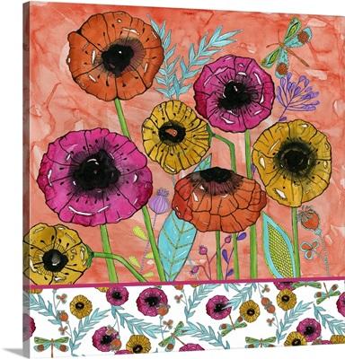 Sketchbook Garden