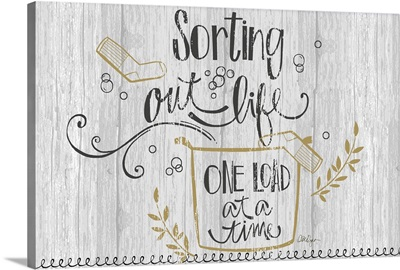 Sorting out Life