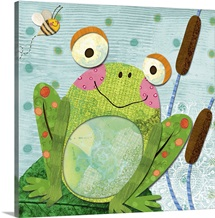 Springy Things - Frog