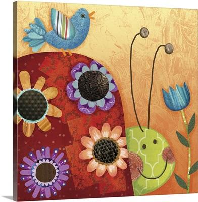 Springy Things - Ladybug