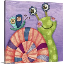 Springy Things - Snail