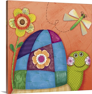 Springy Things - Turtle