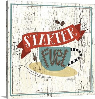 Starter Fuel