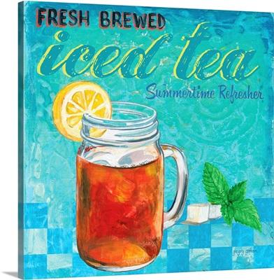Summer Treats - Iced Tea
