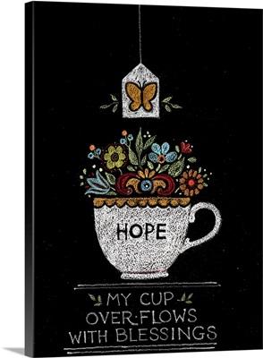 Teacup - Hope