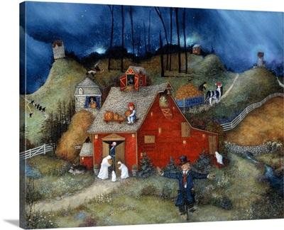 The Haunted Barn