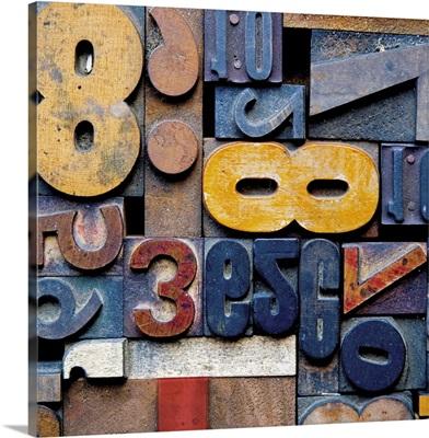 Typography Primaries