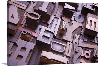 Typography Sepia