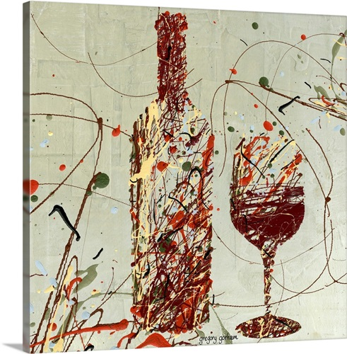 Wine Expressions Wall Art, Canvas Prints, Framed Prints, Wall Peels ...