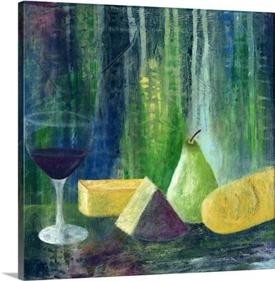 Wonderful Wine - Glass of Wine
