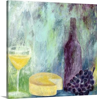 Wonderful Wine - Wine, Fruit, and Cheese