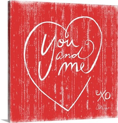 You and Me - Heart