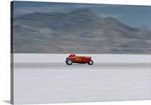 Bonneville National Speed Trials, Bonneville Salt Flats