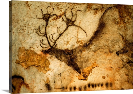 Lascaux Cave, France Wall Art, Canvas Prints, Framed Prints, Wall ...