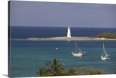 Bahamas, New Providence Island, Nassau, Paradise Island Lighthouse