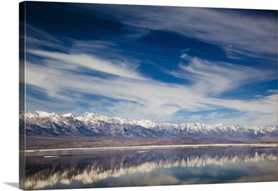 California, Eastern Sierra Nevada Area, Owens Valley, Keeler