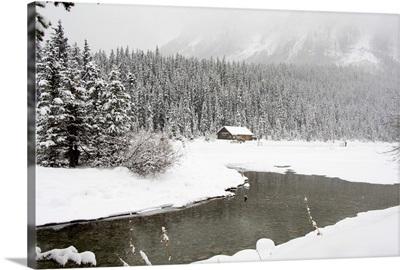Canada, Alberta, Lake Louise, Farimont Chateau Lake Louise