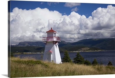 Canada, Newfoundland and Labrador, Woody Point Lighthouse