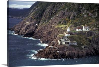 Canada, Newfoundland, St. John's. Fort Amherst