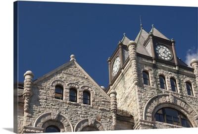 Canada, St. John's. Historic Supreme Court building