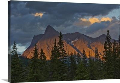 Canadian Rockies, Yoho National Park, British Columbia, Canada