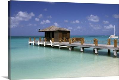 Caribbean, Aruba, Palm Beach