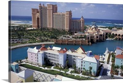 Caribbean, Bahamas, Nassau Atlantis Resort, Paradise Island