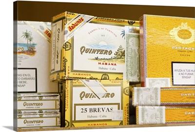 Cuba. Cuban cigars