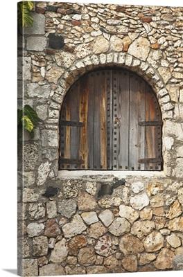 Dominican Republic, La Romana, Altos de Chavon, village detail