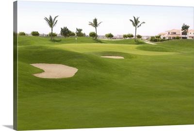 Dominican Republic, La Romana, Chavon, La Estancia Golf Resort, golf course