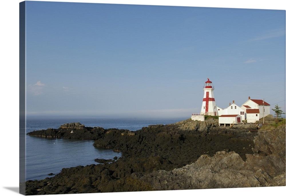 Canada, New Brunswick, Campobello Island, East Quoddy