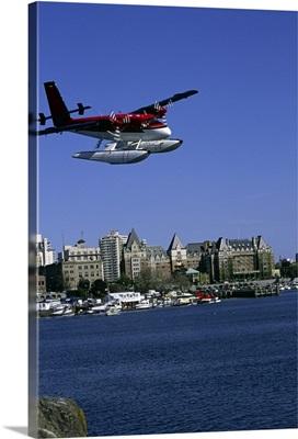 Floatplane, Victoria Harbor, British Columbia