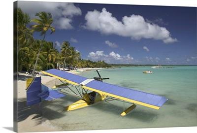 French West Indies, Guadaloupe, Grande Terre, Sainte Anne, Caravelle Beach