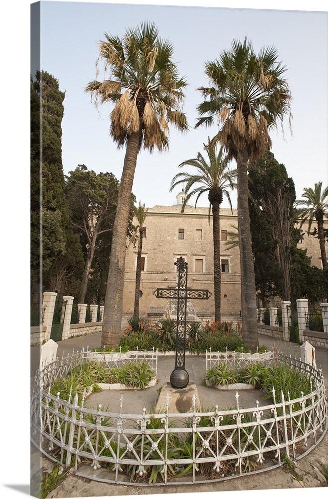 Israel, Haifa  Stella Maris Carmelite Monastery