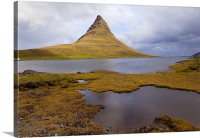 Kirkjufell, Grundarfjordur, Snaefellsnes Peninsula, West Iceland