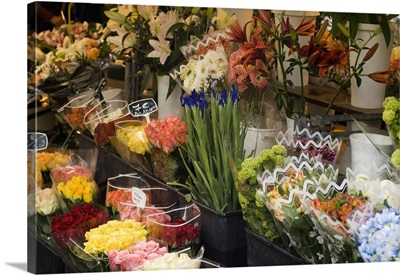 Marche Aux Fleurs, Cours Saleya, Nice, French Riviera, France