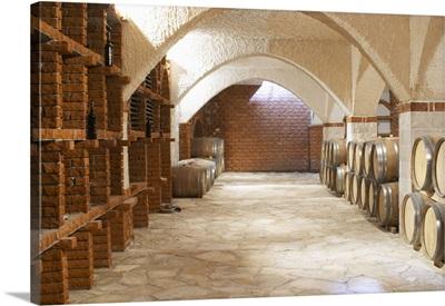 Matusko Winery. Potmje Village, Peljesac Peninsula. Dalmatian Coast, Croatia