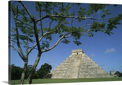 Mexico, Chichen Itza, Kukulcan