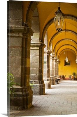 Mexico, San Miguel de Allende, Centro Cultural Ignacio Ramirez El Nigromante