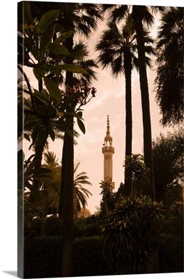Minaret, Luxor, Egypt