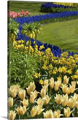 Netherlands, Holland, Lisse, Keukenhof Gardens
