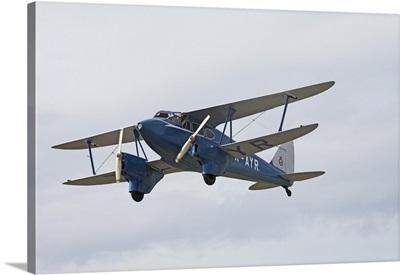 New Zealand, Warbirds Over Wanaka, De Havilland, Dragonfly Biplane